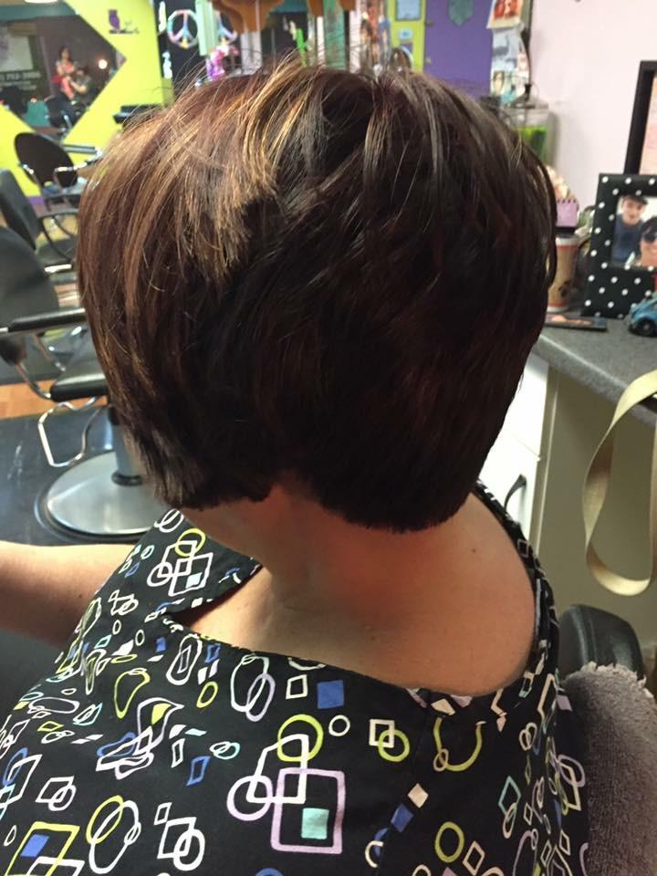 Hair by Liz Gamble