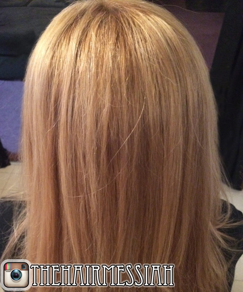 Hair by Donna Sudweeks